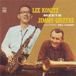 Lee Konitz Meets Jimmy Giuffre (CD)
