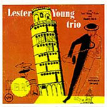 Lester Young Trio (CD)