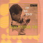 On The Town With The Oscar Peterson Trio (CD)