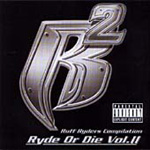 Ryde Or Die Vol 2 (CD)