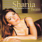 The Woman In Me (CD)
