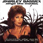 Shirley Bassey Sings The Movies (CD)