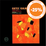 Produktbilde for Getz/Gilberto (CD)