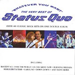 Whatever You Want : The Very Best Of Status Quo (2CD)