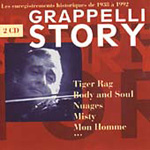 Grappelli Story (CD)