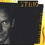 Fields Of Gold: The Best Of Sting 1984-1994 (Remastered) (CD)