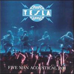 Five Man Acoustical Jam (CD)