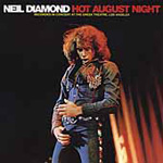 Produktbilde for Hot August Night (USA-import) (CD)