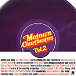 Motown Chartbusters Volume 2 (CD)