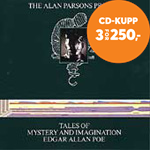 Tales Of Mystery And Imagination: Edgar Allan Poe (CD)
