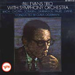 Bill Evans Trio With Symphony Orchestra (CD)