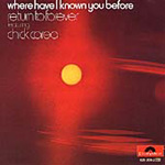 Where Have I Known You Before (CD)
