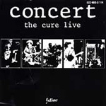 Concert: The Cure Live (CD)