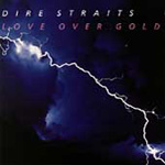 Love Over Gold (CD)