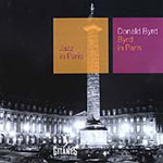 Byrd In Paris: Jazz In Paris (CD)