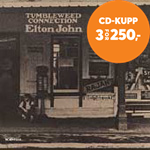 Produktbilde for Tumbleweed Connection (Remastered) (CD)