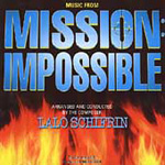Mission Impossible - Score (CD)