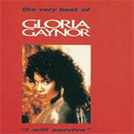 The Very Best Of Gloria Gaynor - I Will Survive (CD)
