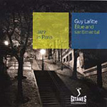 Blue And Sentimental: Jazz In Paris (CD)