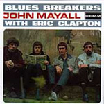 Blues Breakers With Eric Clapton (Remastered) (CD)
