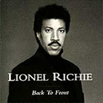 Back To Front: Best Of Lionel Richie (CD)