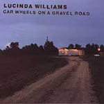 Car Wheels On A Gravel Road (CD)