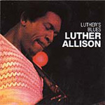 Luther's Blues (CD)