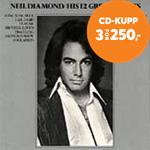Produktbilde for His 12 Greatest Hits (CD)