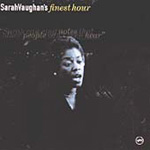 Sarah Vaughan's Finest Hour (CD)