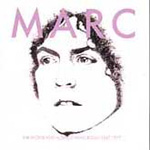 The Words And Music Of Marc Bolan 1947-1977 (CD)
