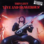 Live And Dangerous (CD)