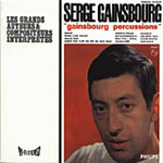 Gainsbourg Percussions (CD)