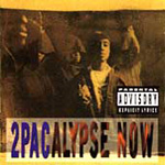 Produktbilde for 2Pacalypse Now (USA-import) (CD)
