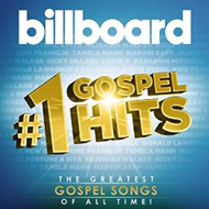 Produktbilde for Billboard #1 Gospel Hits (USA-import) (2CD)