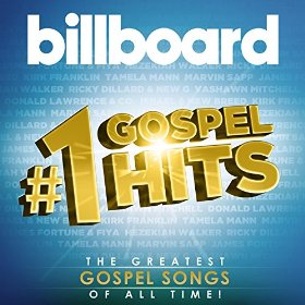 Billboard #1 Gospel Hits (USA-import) (2CD)