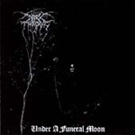 Produktbilde for Under A Funeral Moon (CD)