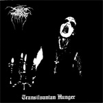 Produktbilde for Transilvanian Hunger (CD)