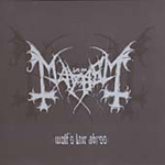 Wolf's Lair Abyss EP (CD)