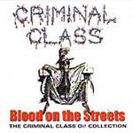Blood On The Streets: The Criminal Class Oi! Collection (CD)