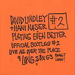 Playing Even Better: Official Bootleg #2 (CD)