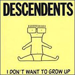 I Don't Want To Grow Up (CD)