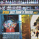 Jazz funk'n'bossa Vol.2 (CD)