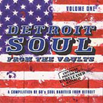 Detroit Soul From The Vaults (CD)
