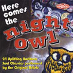 Here Comes The Night Owl (CD)