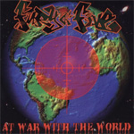 At War With The World (CD)