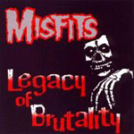Legacy Of Brutality (CD)