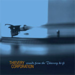 Sounds From The Thievery Hi-Fi (UK-import) (CD)