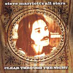 Clear Through The Night (CD)