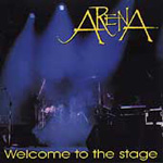 Wecome To the Stage (CD)
