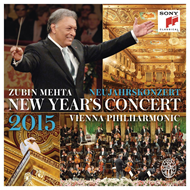 New Year's Concert / Neujahrskonzert 2015 (2CD)